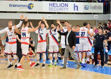 Începe lupta pentru titlu: CSM CSU Oradea dispută joi primul joc din playoff-ul Ligii Naţionale