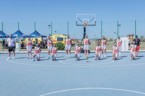 ABCU Oradea a cucerit medaliile de bronz şi la categoria U16 a Campionatului Naţional de baschet feminin! (FOTO)