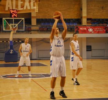 CSM Oradea îşi reia şirul victoriilor la baschet