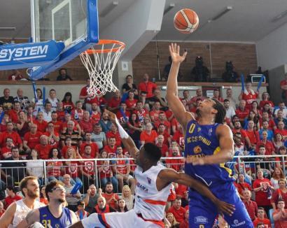 Arena Antonio Alexe din Oradea va găzdui pe 5 octombrie SuperCupa României la baschet masculin