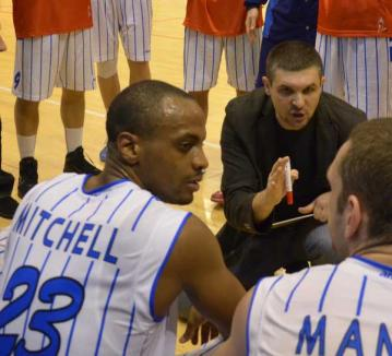 Echipa lui Cristi Achim şi Tyrone Mitchell a învins la All Star Game
