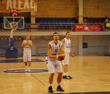 Baschetbaliştii de la CSM vizează cea de-a 14-a victorie din campionat