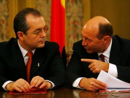 Băsescu: Premierul a fost sabotat de propriul Cabinet