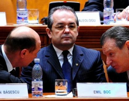 Băsescu are dificultăţi în relaţia cu Guvernul