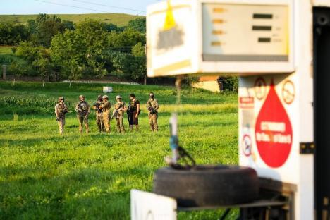 Battle la Burzuc: Într-un sat din Bihor a fost inaugurat cel mai mare teren pentru bătălii de airsoft din România(FOTO / VIDEO)