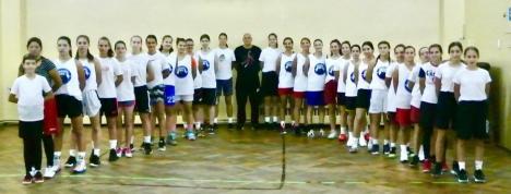 Întăriri importante la BCU Oradea pentru noul sezon competiţional (FOTO)