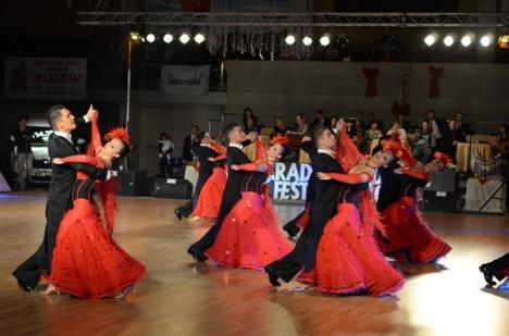 Graţie şi dansuri spectaculoase la Varadinum Dance Festival (FOTO/VIDEO)
