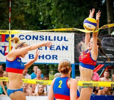 Tradiţionalului turneu naţional de beach-volley de la Oradea, sub semnul întrebării