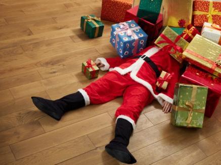 Prea 'happy' de Crăciun: Opt orădeni au ajuns la Urgenţe în comă alcoolică. Trei dintre ei au combinat alcoolul cu alte substanţe nocive