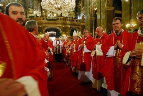 Ceremonie fastuoasă pentru beatificarea episcopului martir (FOTO)