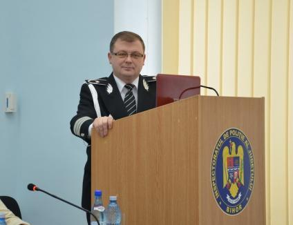 Bilanţ şi planuri la IPJ Bihor: În 2013, poliţiştii vor să iasă în stradă (FOTO)