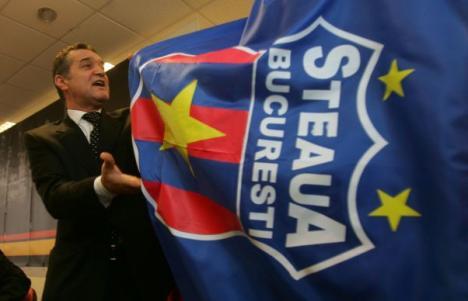 Gigi Becali vrea să schimbe numele Stelei în 'Star Bucureşti'