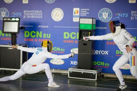 Bianca Benea participă la Campionatele Europene de Scrimă pentru seniori din Germania, de la Dusseldorf
