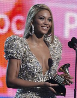 Beyonce, şase premii Grammy!