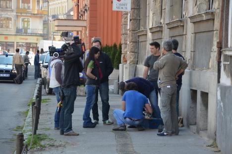 Moartea procurorului: Alexandru Lele şi  tânărul magistrat care l-a cercetat au ajuns personaje de film (FOTO)