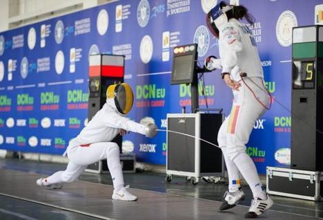 Bianca Benea a ocupat locul 18 la individual şi locul 15 cu echipa la Campionatul Mondial de scrimă pentru juniori din Polonia