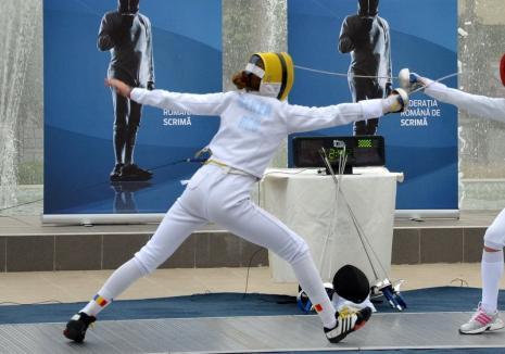 Bianca Benea a ocupat locul 5 în proba individuală de spadă de la Campionatul Mondial de Scrimă pentru Cadeţi şi Juniori