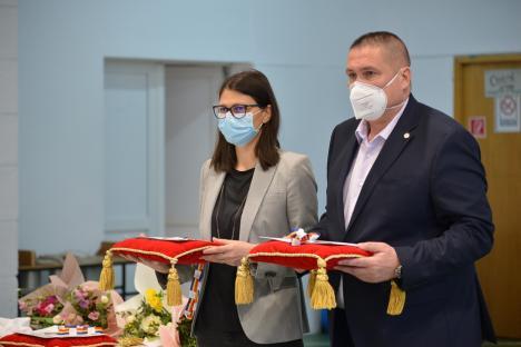 Orădeanca Bianca Benea a cucerit bronzul la Naționalele de scrimă. S-a duelat cu Ana Maria Brânză (FOTO)