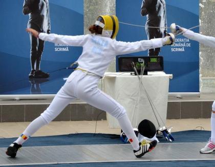 Bianca Benea a ocupat locul 6 la etapa de la Cracovia din Circuitul European de spadă pentru cadeţi