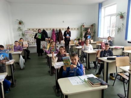 O carte pentru cei care n-au: Comuna Copăcel este mai bogată cu o bibliotecă! (FOTO)
