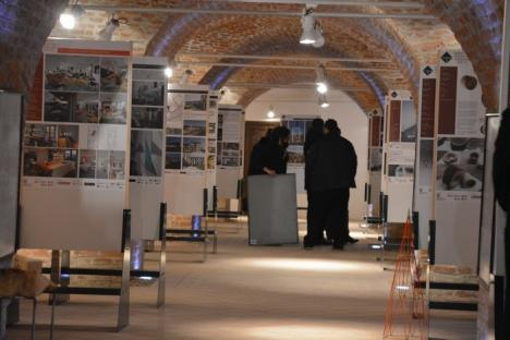 Arhitecţi din Transilvania îşi prezintă cele mai bune proiecte la Oradea (FOTO)
