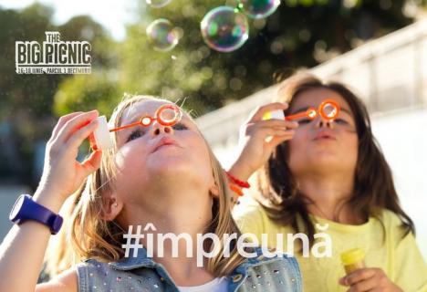 Hai la picnic! Orădenii sunt invitaţi la 3 zile de picnic cu hamace, bunătăţi, filme şi concerte, în Parcul 1 Decembrie