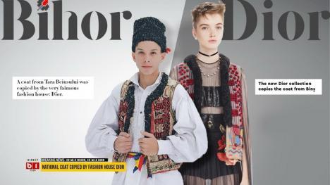 Nu cumpăraţi de la Dior, ci de la Bihor Couture! Cojoacele de Beiuş pot fi comandate online direct de la producătorii bihoreni (FOTO/VIDEO)