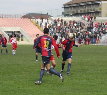 FC Bihor are şansa a doua la Piteşti