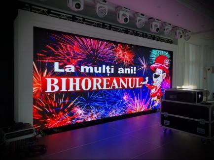 18 ani de BIHOREANUL: În seara aceasta, sărbătorim Majoratul Bihoreanului cu Gala Premiilor lui Bihorel 2018!