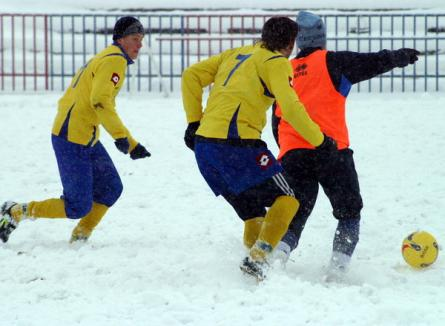 FC Bihor, 'înţepată' cu ACU