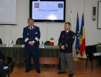Bilanţ la ITPF Oradea: Peste 600 de migranţi ilegali au încercat să treacă frontiera de vest în 2015