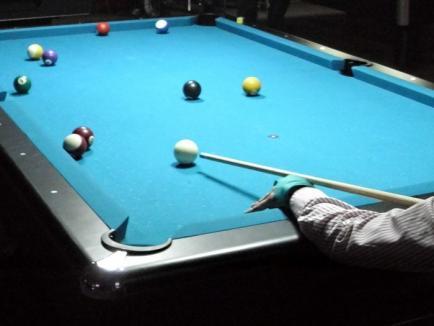 Pool Club Oradea va găzdui sâmbătă şi duminică primul concurs de biliard din circuitul Transilvania Pool Tour