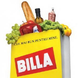 Deschidere cu promoţii la BILLA Oradea