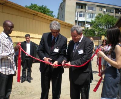 Universitatea din Oradea are propria bază de cercetări experimentale (FOTO)