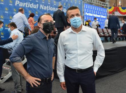 Primarul Oradiei, Florin Birta, 'vicepreşedinte politic' în echipa lui Florin Cîţu, dar nu spune cu cine a votat (VIDEO)