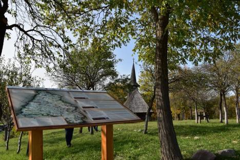 Ințiativă pornită din Bihor: A fost lansată ruta cultural turistică a bisericilor de lemn din România (FOTO)