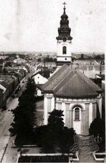 Oradea ieri, Oradea azi: În 1870, incendiile se anunţau prin bătăi de clopote. Azi, la 112