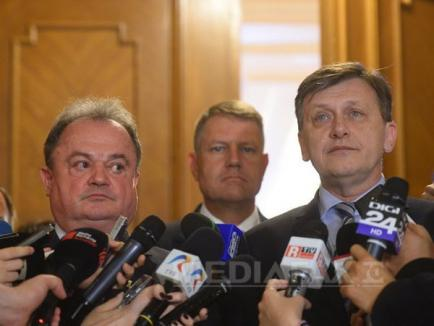 """PNL şi PDL fuzionează: """"Vom avea un candidat comun la preşedinţie"""""""