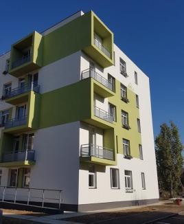 30 de apartamente pentru medici: E gata blocul ANL din curtea Spitalului Municipal (FOTO)