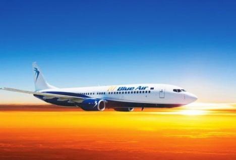 Litoral low cost: Blue Air a pus în vânzare bilete pe ruta Oradea - Constanţa, de la 19,99 euro