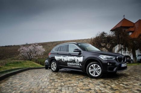 Participă şi TU la BMW Generation X: 15-16 martie, Oradea! (FOTO)