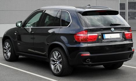 Un BMW de 40.000 de euro, furat din Germania, a fost descoperit în Borş