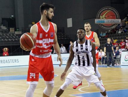 'Leii roşii', printre protagoniştii All Star Game-ului baschetului românesc