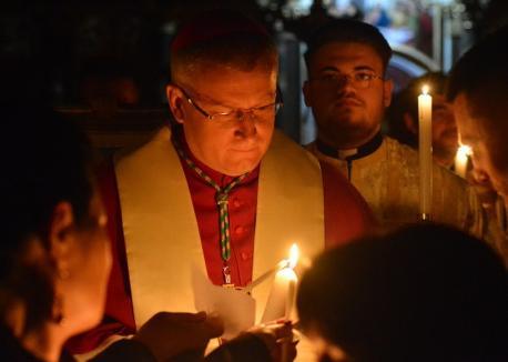Mesajul pascal al episcopului romano-catolic de Oradea, Böcskei László: 'Să trăim cu răbdare liniştea renaşterii'