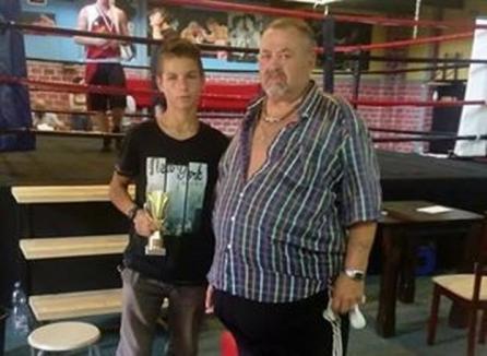 Victorii pentru sportivii de la Basti Box Salonta la turneul din Ungaria, de la Bekescsaba