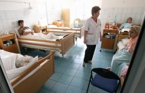 Guvernul a introdus coplata: Din aprilie, pacienţii plătesc o taxă pentru spitalizare