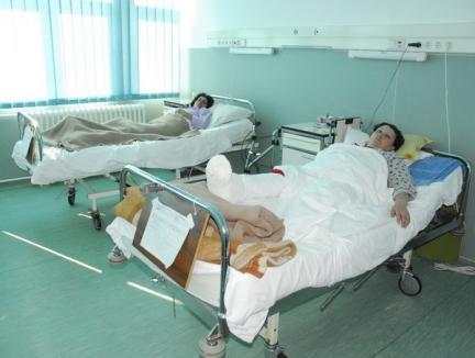 Prelungirea orelor de vizită în spitale, văzută cu ochi buni de managerul Spitalului Judeţean