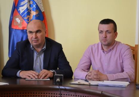 'Măcar în al 12-lea ceas'... Viceprimarul Florin Birta cere Consiliului Judeţean să accepte intrarea Primăriei Oradea în acţionariatul Aeroportului