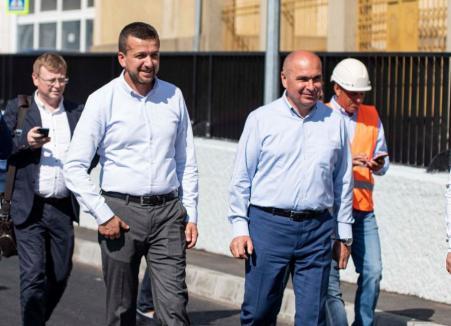 Parţiale în Oradea: Florin Birta a primit 70,27% din voturi, iar PNL ar avea 20 de consilieri locali din 27, mai mulţi ca în mandatul lui Bolojan
