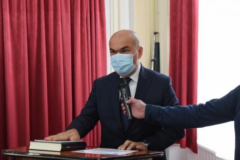 Bihorel: Interviu cu Bolojan, la o lună după preluarea puterii în Consiliul Județean